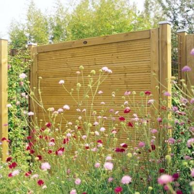 Les panneaux brise vue en bois fr jus st rapha l draguignan - Brise vue jardin bois creteil ...