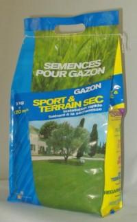 Gazon semis