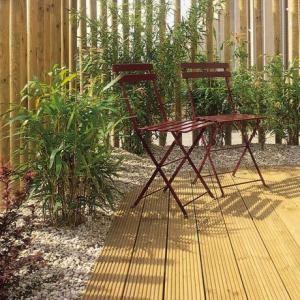 Terrasses et structures bois