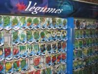 Les légumes en semence