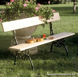 Amenagement de jardin bancs fr jus st rapha l draguignan for Amenager son jardin en provence